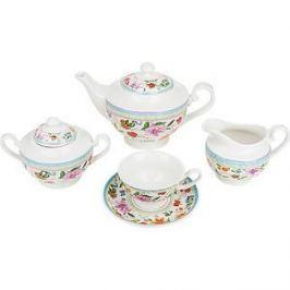 Чайный сервиз 15 предметов Nouvelle Восточная лилия (M0661175)