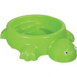 Песочница Pilsan Черепаха цвет зеленый (06-094)