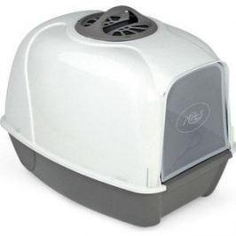 Био-туалет MPS PIXI серый 52x39x39h см для кошек