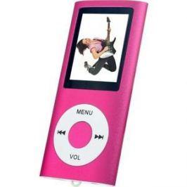 MP3 плеер Perfeo Music I-Sonic fuchsia (VI-M011 Fuchsia)