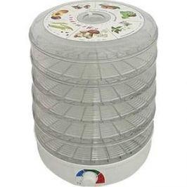 Сушилка для овощей Спектр-Прибор ЭСОФ-0.5/220 Ветерок, 5 поддонов (прозрачный)