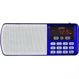 Радиоприемник Perfeo Егерь FM+ синий (i120-BL)