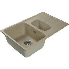 Мойка кухонная HARTE H-6059K-302 590х490 мм песочный