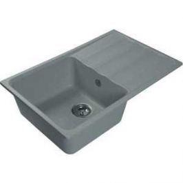 Мойка кухонная HARTE H-5078-310 780х490 мм серый