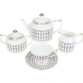 Чайный сервиз 15 предметов Best Home Porcelain Olympia (1210080)