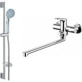 Комплект для ванной комнаты Bravat Eler 2 в 1 (F00449CP)