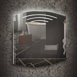 Зеркало Mixline Факел 770х770 (4620001985432)