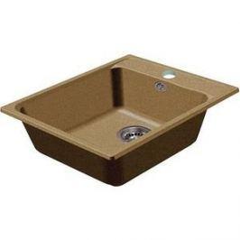 Мойка кухонная HARTE H-5051-302 510х510 мм песочный