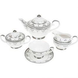 Чайный сервиз 15 предметов Best Home Porcelain Rochelle (1210064)