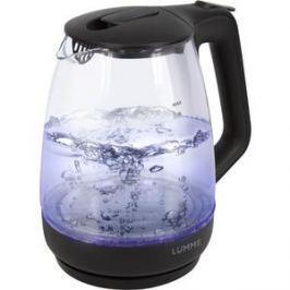 Чайник электрический Lumme LU-140 черный жемчуг