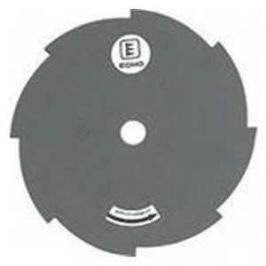 Нож для травы Echo 255х25.4мм 8 зубьев (696001-55632)
