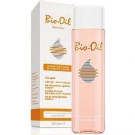 Bio-Oil Масло косметическое от шрамов растяжек неровного тона 200мл