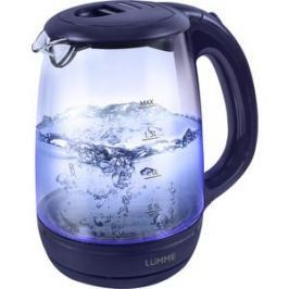 Чайник электрический Lumme LU-134 синий сапфир