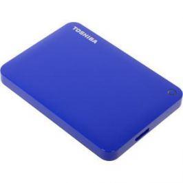 Внешний жесткий диск Toshiba 1Tb Canvio Connect II (HDTC810EL3AA)