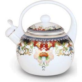 Чайники эмалированный 2.5 л Kelli (KL-4434)