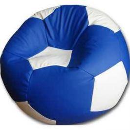 Кресло-мешок Мяч Пазитифчик Бмо8 сине-белый