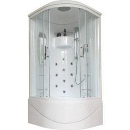 Душевая кабина Royal Bath 100х100х225 стекло прозрачное (RB100NRW-T)