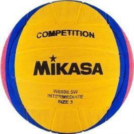 Мяч для водного поло Mikasa W6608 5W р.3 юношеский