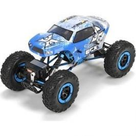 Радиоуправляемый краулер ECX Temper Rock Crawler 4WD RTR масштаб 1:14 2.4G - ECX01003