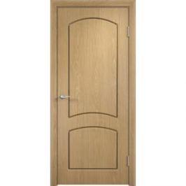 Дверь VERDA Кэрол глухая 1900х550 ПВХ Дуб