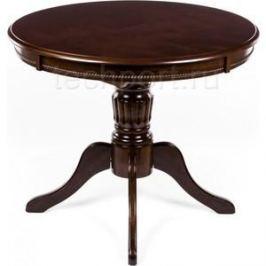 Стол деревянный Woodville Лилия 90 tobacco