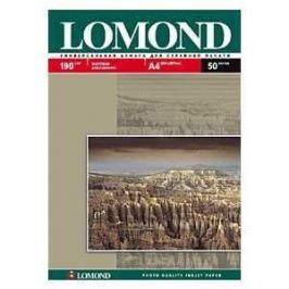 Lomond Бумага двухсторонняя матовая (0102015)