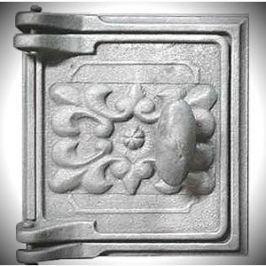 Дверца поддувальная Балезино ДП-1