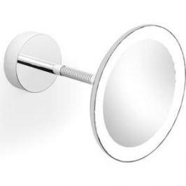 Зеркало косметическое к стене с подсветкой Langberger (71285) хром