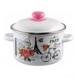 Кастрюля эмалированная 5.5 л Appetite Париж (1RD221M)