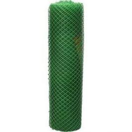 Решетка заборная Grinda цвет зеленый (1.2x25 м ячейка 35х35 мм)