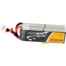 Аккумулятор Gens Li-Po 14.8 V 2300 mAh 45C (4S1P, EC3, XT60, Deans)