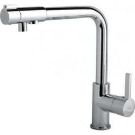 Смеситель Timo Hette для кухни с краном для питьевой воды, хром (1026/00F chrome)
