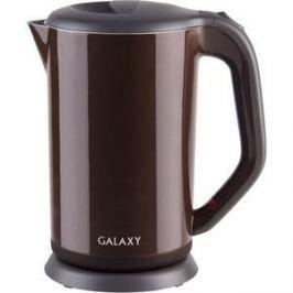 Чайник электрический GALAXY GL 0318 коричневый