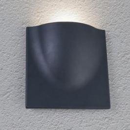 Уличный настенный светодиодный светильник Artelamp A8506AL-1GY