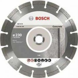 Диск алмазный Bosch 115х22.2мм Professional for Concrete (2.608.602.196)