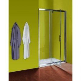 Душевая дверь Olive'S Granada PD 140 реверсивная, профиль Silver глянцевый, стекло матовое 5 мм (GRANPD-140-02C)