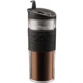 Термокружка 0.45 л Bodum Travel черная (11101-01)