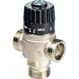 Смесительный клапан STOUT термостатический для систем отопления и ГВС 3/4 НР 30-65°С KV 2.3 (SVM-0025-236520)