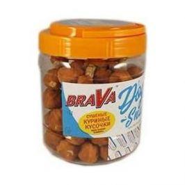 Лакомство BraVa Dog Snacks сушёные куриные кусочки для собак 600 г (110696)