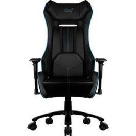 Кресло для геймера Aerocool P7-GC1 AIR черное с перфорацией