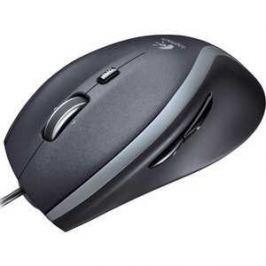 Мышь Logitech Corded M500 Black (910-001202)