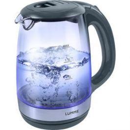 Чайник электрический Lumme LU-135 серый жемчуг