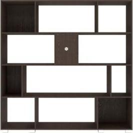 Стеллаж для документов Kulik System Aura 3001 шоколад