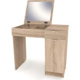 Столик туалетный Вентал Арт Римини-3 дуб сонома