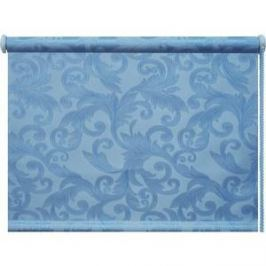 Рулонные шторы DDA Престиж (жаккард) Голубой 160x170 см