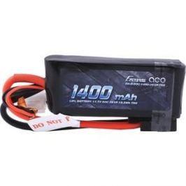 Аккумулятор Gens Li-Po 11.1 V 1400 mAh 50C (3S1P, Deans, EC3, Traxxas, Tamiya) - GA-B-50C-1400-3S1P-XT60