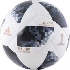 Мяч для футзала Adidas WC2018 Telstar Sala 5x5 (CE8144) р.4