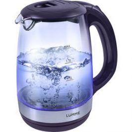 Чайник электрический Lumme LU-135 темный топаз