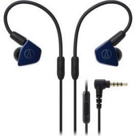 Наушники Audio-Technica ATH-LS50iS blue