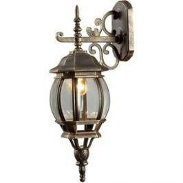 Уличный настенный светильник Artelamp A1042AL-1BN